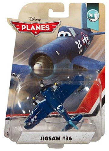 Disney Planes Jigsaw 36 Diecast Aircraft - 1