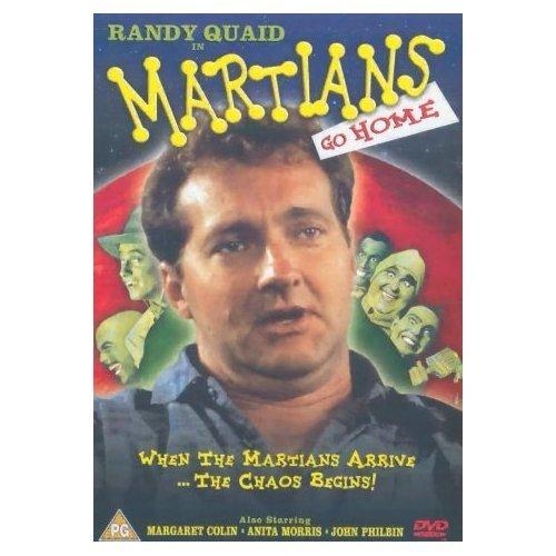 Martians Go Home [DVD] [Import]