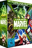 Marvel Animation Vol. 2 (Hulk vs. Thor & Wolverine, The Next Avengers, Planet Hulk & Thor - Tales of Asgard) [4 DVDs]