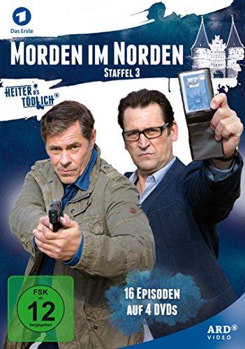 Morden im Norden - Die komplette Staffel 3 (Heiter bis tödlich) [4 DVDs]