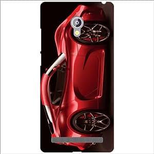 Asus Zenfone 6 A601CG Back Cover - Super Car Designer Cases