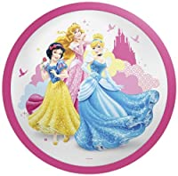 Philips Disney Princess Children's Wall and Ceiling Light - 1 x 4 W Integrated LED by Philips