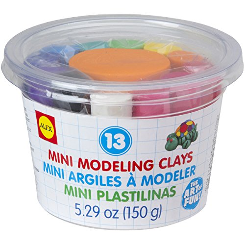 ALEX Toys Artist Studio Mini Modeling Clay Set