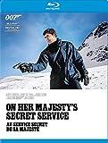 On Her Majesty's Secret Service (Bilingual) [Blu-ray]