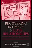 Recovering Intimacy in Love Relationships: A Clinician's Guide (Family Therapy and Counseling)