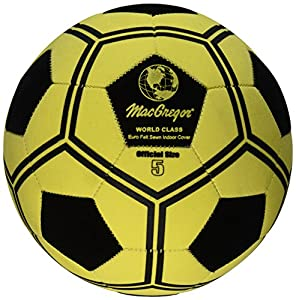 Indoor Felt Soccer Ball - Size 4