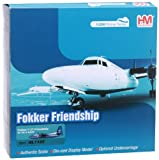 HOBBY MASTER 1/200 Fokker F-27 Air UK (japan import)