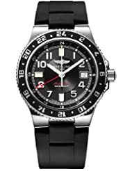 NEW BREITLING AEROMARINE SUPEROCEAN GMT MENS WATCH A3238011/BA38