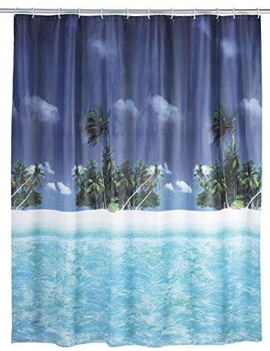 Wenko 19122100 tenda doccia ocean pellicola materiale - Pellicola per doccia ...