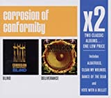X2 (Blind/ Deliverance) by Corrosion of Conformity (2011) Audio CD