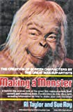 img - for Making a Monster: The Creation of Screen Characters by the Great Makeup Artists [Over 400 illustrations] book / textbook / text book