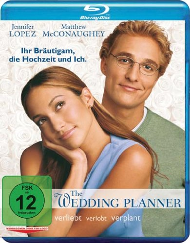 Wedding Planner (Blu-ray)
