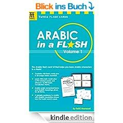 Arabic in a Flash Kit Volume 1 (Tuttle Flash Cards)