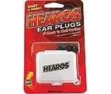 Hearos Earplugs Rock n Roll Series with Free Case, 1-Pair Foam