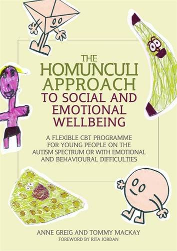 The Homunculi Approach to Social and Emotional Wellbeing: A Flexible CBT Programme for Young People on the Autism Spectr