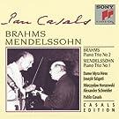 Brahms Piano Trio #2, Op. 87; Mendelssohn Piano Trio #1, Op. 49