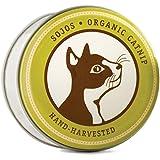 Sojos Hand-Picked 100% Organic Cat Nip, 1-Ounce Tin