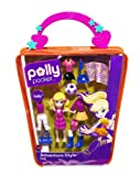 Polly Pocket V0976 - Style to go, Polly, Borsa alla moda