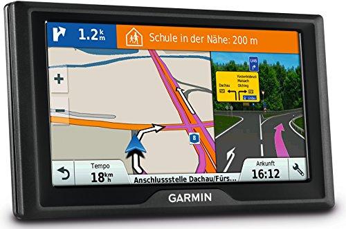 Garmin-Drive-60-EU-LMT-Navegador-GPS-pantalla-tctil-de-61-Garmin-Real-Directions-indicador-de-carril-negro
