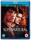 Supernatural - Complete Third Season [Blu-ray] [2008] [Region Free]