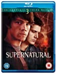 Supernatural - Season 3 [Blu-ray] [UK...