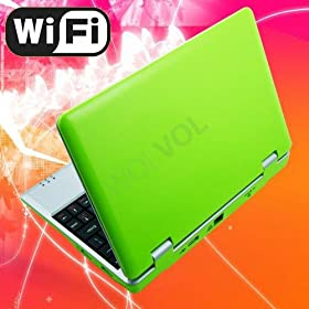 WolVol LIME GREEN 7