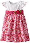 Good Lad Baby-Girls Infant Floral See…