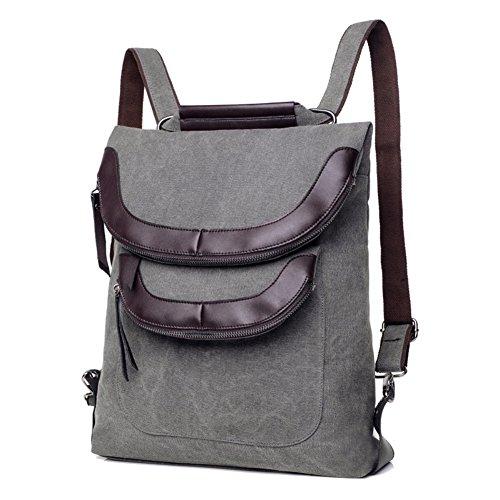 JOYSKY HB440107C2 Explosion Models Canvas Fashion Sports Women's Handbag,Vertical Square Backpack (Personalized Zebra Garment Bag compare prices)