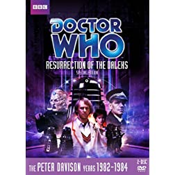 Doctor Who: Story 134 - Resurrection Of The Daleks (Special Edition)