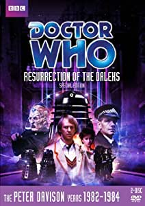 Doctor Who: Episode 134 - Resurrection of the Daleks (Special Edition)