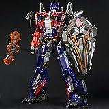 Transformer Wei Jiang Movie Leader Class Alloy Diecast Optimus Prime