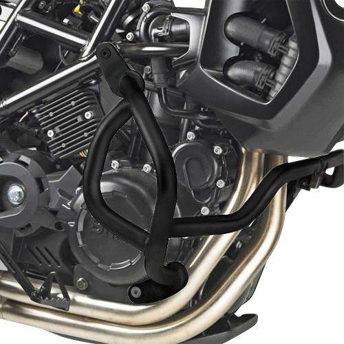 Pare carter Givi BMW F 650/800 GS 08-15 noir