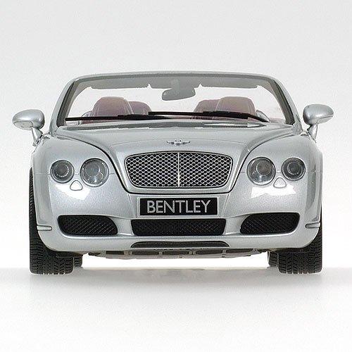 Bentley Continental Gtc 2007 White 1:64 Model MINICHAMPS