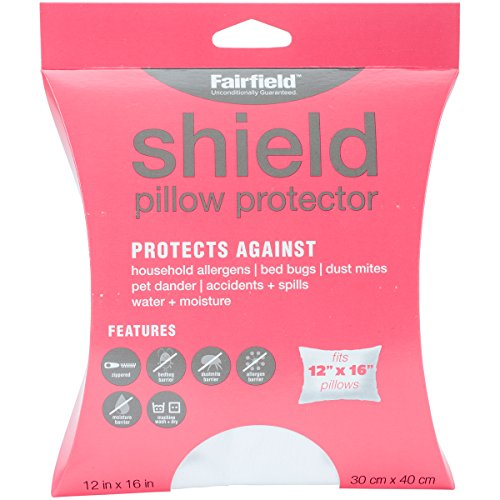 "Shield Pillow Protector-12""X16"" FOB: MI"