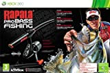 Rapala Pro Bass Fishing with Rod Controller (Xbox 360)