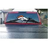 "Large Denver Broncos Logo Vinyl Decal Sticker for Car Truck SUV Boat Trailer 18"" X 12"""