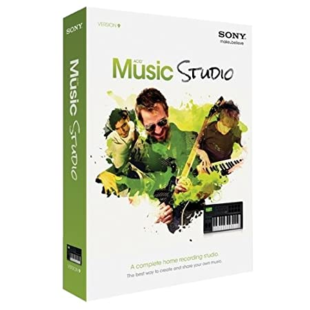 Sony Creative Software Sony ACID Music Studio 9.0