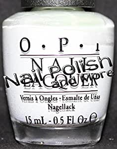 OPI Nail Lacquer, White Shatter, 0.5 Fluid Ounce