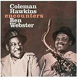 echange, troc Coleman Hawkins - Hawkins Coleman / Encounters Ben Webster