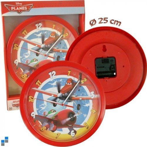 Wanduhr * Disney Planes * 25cm schöne Uhr zum Film incl. Batterie by Kar@Kas kaufen