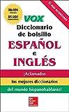 img - for VOX Diccionario de bolsillo espa ol y ingl s book / textbook / text book