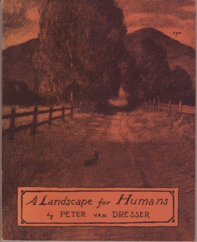 A Landscape for Humans: A case study of the potentials for ecologically guided development in an uplands region PDF