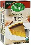 Pacific Natural Foods BG16920 Pacific Natural Foods Pumpkin Puree 16 oz