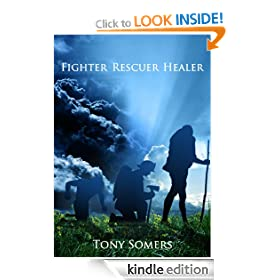 Fighter, Rescuer, Healer - Inspiration, Action, Change