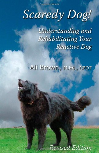 Scaredy Dog: Understanding and Rehabilitating Your Reactive Dog