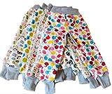 おむつなし育児 股割れパンツ ベビー用パンツ トイレトレーニングパンツ (60センチ)