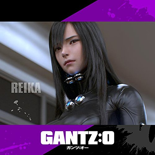 GANTZ:O もふもふミニタオル レイカ