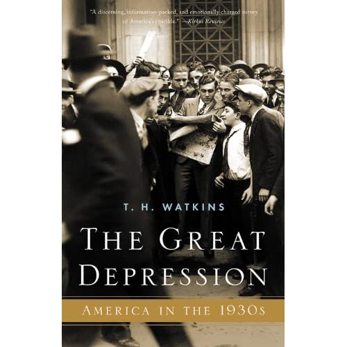 america and the great depression essay