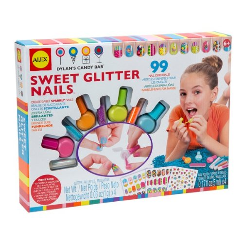 Alex Toys Sweet Glitter Nails