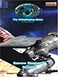 Babylon 5 the Role Playing Game Games Master's Screen (Babylon 5 RPG)